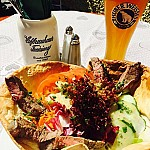 Gasthof Grüner Hof food