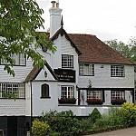 The Dorset Arms Pub outside