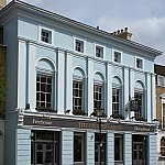The Drapers Arms outside