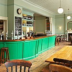 The Drapers Arms food