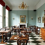 The Drapers Arms inside