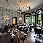The Churchill Hotel food