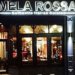 Mela Rossa menu