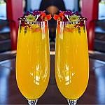 MATCH Cuisine & Cocktails food