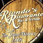 Riondo's Ristorante food