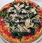 Pizzeria La Romantica food