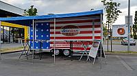 American Burger Bar outside