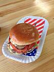 American Burger Bar food