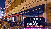 Texas de Brazil inside