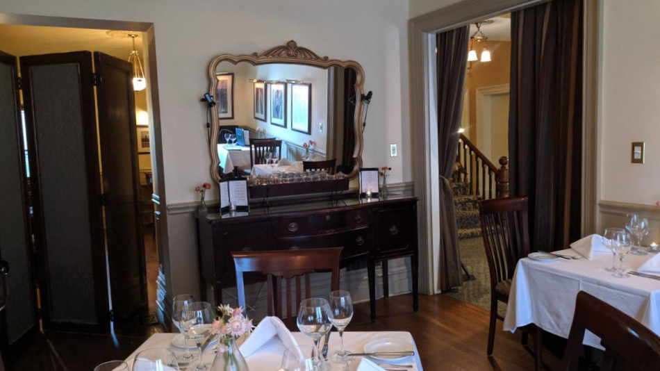 Stories Casual Fine Dining Halifax From Halifax Menu