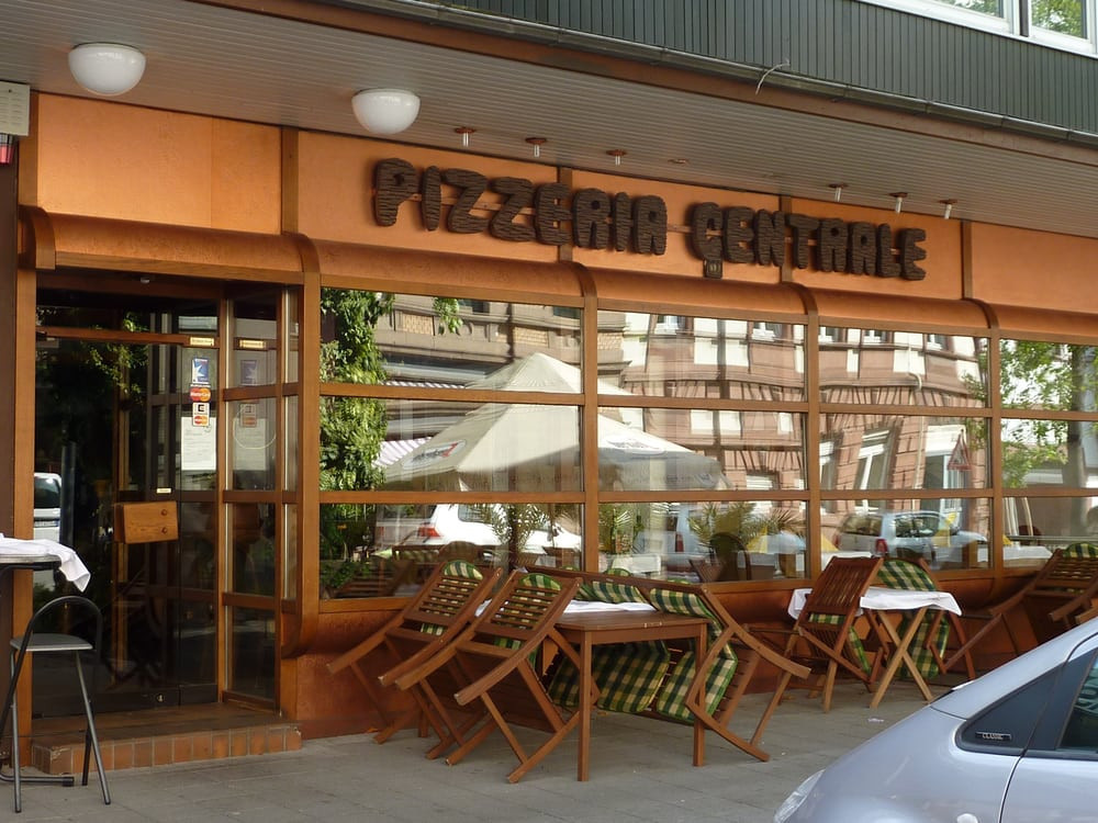Pizza Centrale Karlsruhe