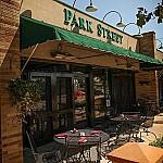 Park Street Restaurant outside