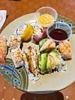 Makoto Japanese Buffet food