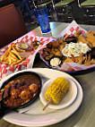 Razzoo's Cajun Cafe food