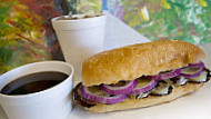 The Best Little Sandwich Shop Downtown Redding food