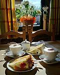 Café in der alten Scheune