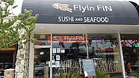 Flyin Fin Sushi And Sea Food