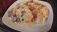 Villa Verone food