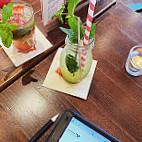 Cafe Extrablatt food