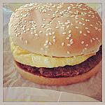Burger King inside