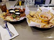 Buffalo Wild Wings food