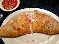 Johnny Bruscos Pizza food