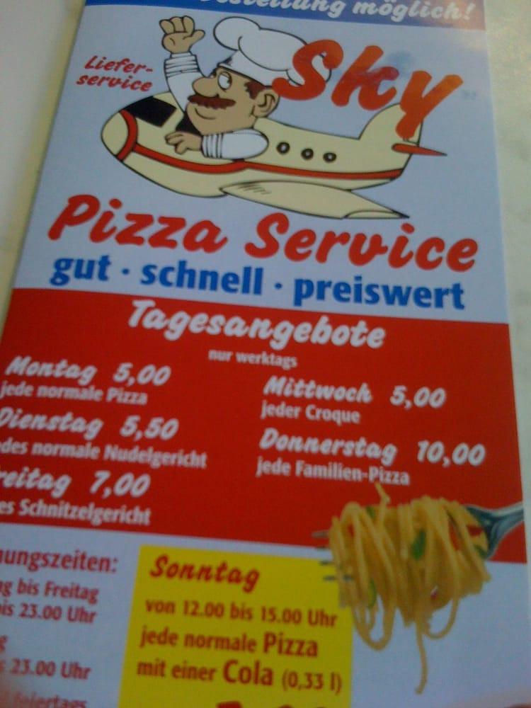 Sky Pizza Bremerhaven