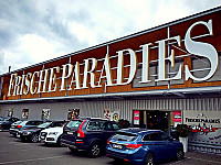 Frische Paradies outside