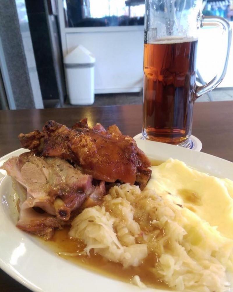 Schweine Janes aus Düsseldorf Speisekarte