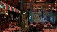 Miceli Restaurant Hollywood inside