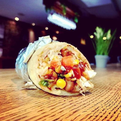 Veggie Grill Debuts Breakfast Burrito With Game-Changing