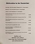 Deutsches Haus menu