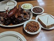 Interstate Bar-B-Que food