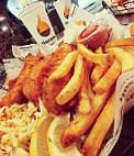 Seasalt Fish Grill food