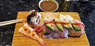 Ginza Sushi food
