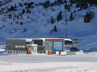 Salober Ski Arena outside