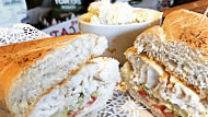 Ragin Cajun Cafe food