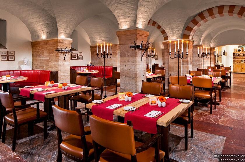 restaurant elephantenkeller aus weimar speisekarte mit bildern bewertungen und adresse. Black Bedroom Furniture Sets. Home Design Ideas