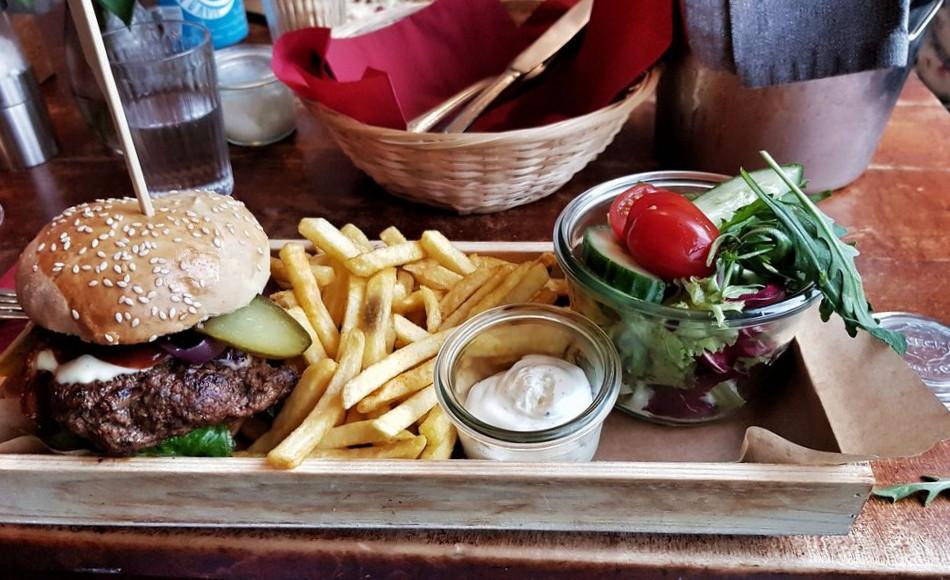 dreiRaum aus Düsseldorf Speisekarte