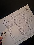 Ritter Wuelfing menu