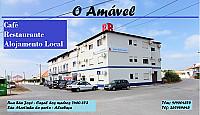 Residencial O Amavel Sao Martinho Do Porto