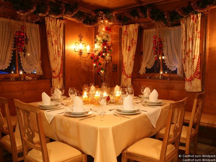 Hotel Pension Restaurant Seidl Josef Eventlocation