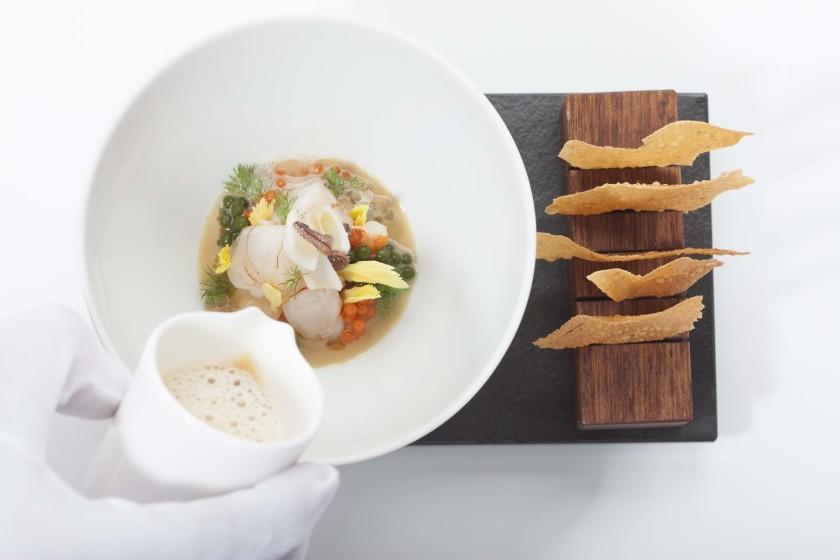 Lorenz adlon esszimmer aus berlin speisekarte mit bildern for Esszimmer berlin restaurant