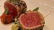 Cru Steakhouse Marriott Manila food