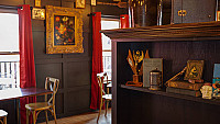 The Copper Mug Grille At Landoll's Mohican Castle inside