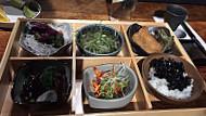 M Sushi food