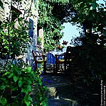 Burgrestaurant Auf Schönburg inside