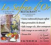 Safran d'Or