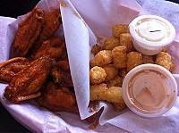 Rocky Mountain Wingshak food