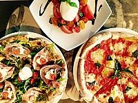 Pizza Birra food